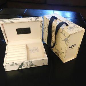 APM Monaco dinosaur collection  jewelry box NIB